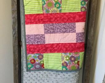 Baby Quilt/Baby Blanket