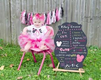 1st Birthday Outfit Tutu, First Birthday Tutu, First Birthday Outfit Tutu, 1st Birthday Tutu, Cake Smash Outfit Tutu Skirt, Newborn Tutu
