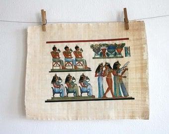 Original Egyptian Painting