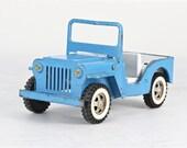 Tonka Jeep, Vintage Tonka Jeep, Vintage Tonka Willys Jeep Flat Fender, Tonka Jeep, Old Tonka Toy, Tonka Jeep, Tonka, Vintage Tonka