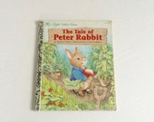 Little Golden Book The Tale of Peter Rabbit
