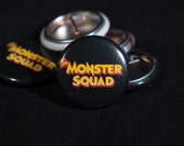 The Monster Squad | Logo | 1-inch Buttons |