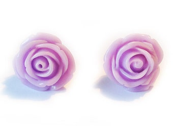 Rose Studs, Cute Lilac Flower Posts
