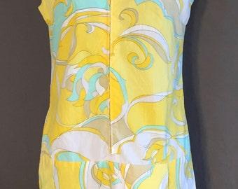 Plus Size Vintage Zip Front Romper Shorts