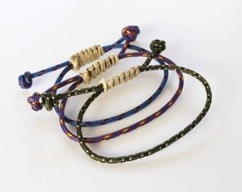 Simple Hemp Rope Bracelet