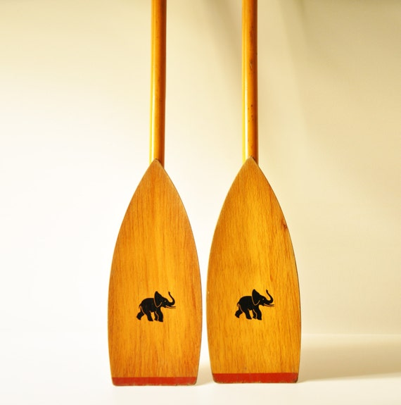 Vintage Paddle 14