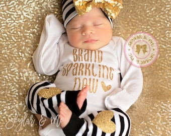 baby girl coming home outfit, baby girl, newborn girl, going home outfit, coming home baby girl, ...