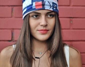 USA Headband, Jersey Turban, Handmade Headbands, Hippie Headband, Fashion Headbands, Womens Head Wraps, Vintage Headbands, Hair Accessories