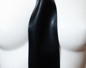 Latex Double Windsor Tie