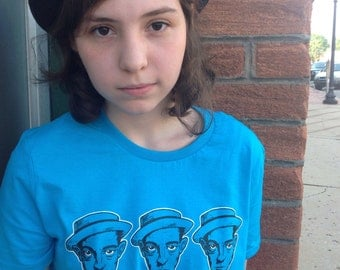 Silent Film Star Buster Keaton T-Shirt