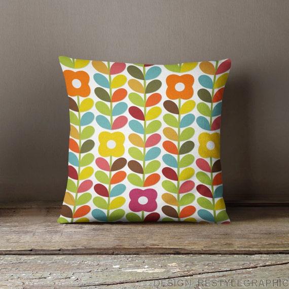 Scandinavian Pillow Cases : Scandinavian pillows Throw pillow covers Bed by ReStyleGraphic