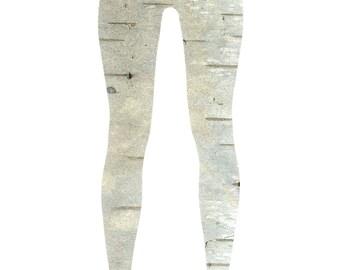 Birch Bark Leggings