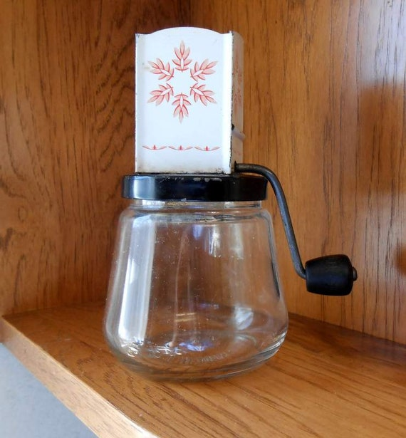 Androck Nut and Spice Chopper Grinder 1960 Mid Century Kitchen USA
