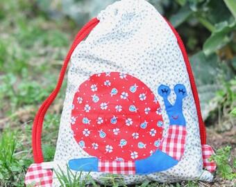 Bag shell