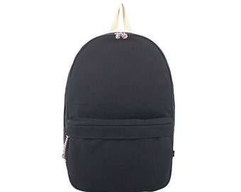 Last One Left 20% Sale 《34 -> 27 dollars》Egg Shaped Cute Backpack (Black)