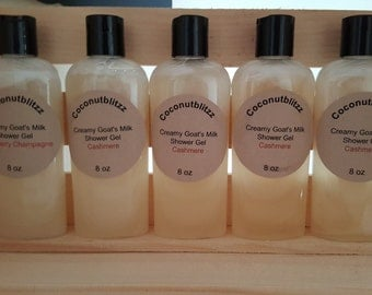 Creamy Goat's Milk Shower Gel