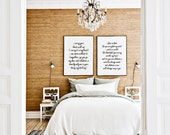 I Carry Your Heart With Me - EE Cummings Art Prints - Love Poem - Above Bed Art
