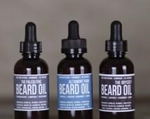 Beard Tonic, Pagan Beard Elixir, Beard Oil Kit, Beard Oil Set, Beard Taming Oil, Hippie Beard Kit, Beard Conditioner, Jojoba Moisturizer