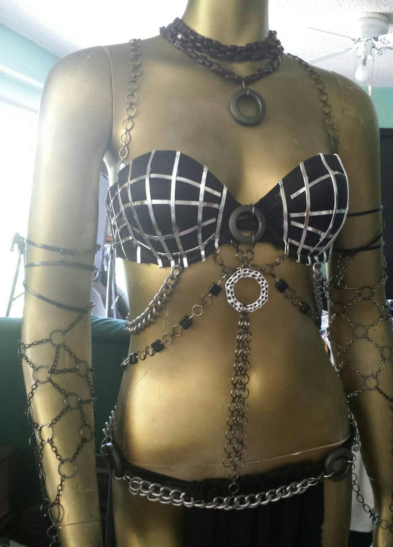 Suicide Squad incantatrice ispirato Costume di PandorasClosetbyAJ