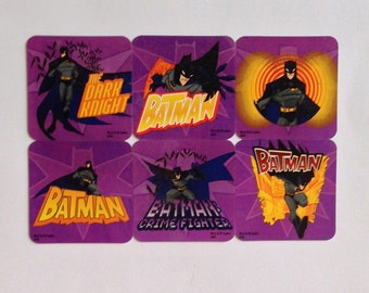Batman Refrigerator Magnets, Dark Knight Party Favors, Kitchen Fridge Magnet, Caped Crusader Bruce Wayne