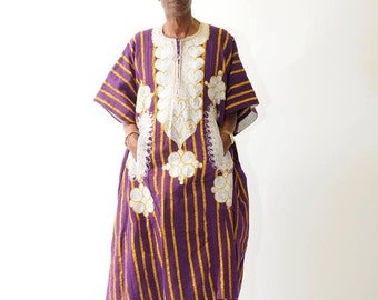 African print three piece Striped Pant set, African Clothes for Men