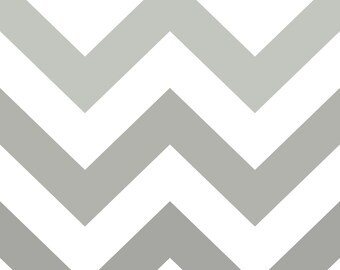 Zig Zag Chevron Gray Peel and Stick Wallpaper NU1934-Sold By The Yard