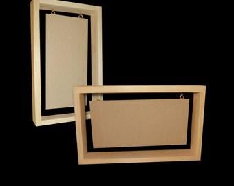 floating frame / Cadre flottant