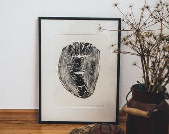 Woodprint Esche #2 / Ash #2