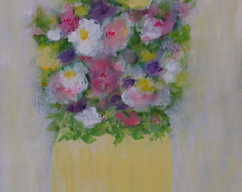 Floral Abstract No. 1