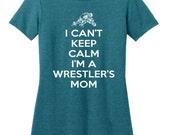Wrestler's MOM