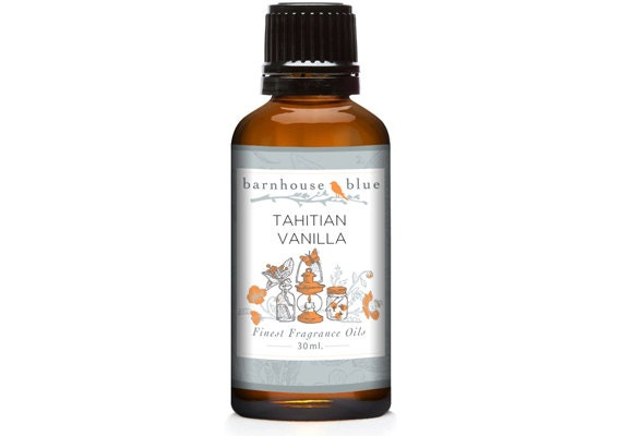 Tahitian vanilla fragrance oil
