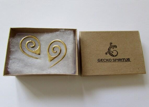 Tribal Stretch Hooks Earrings Tribal Earrings Boho Gypsy Jewellery Belly Dance Jewellery Free UK Delivery Gift Boxed BG6