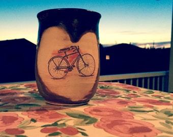 Bicycle <3 mug