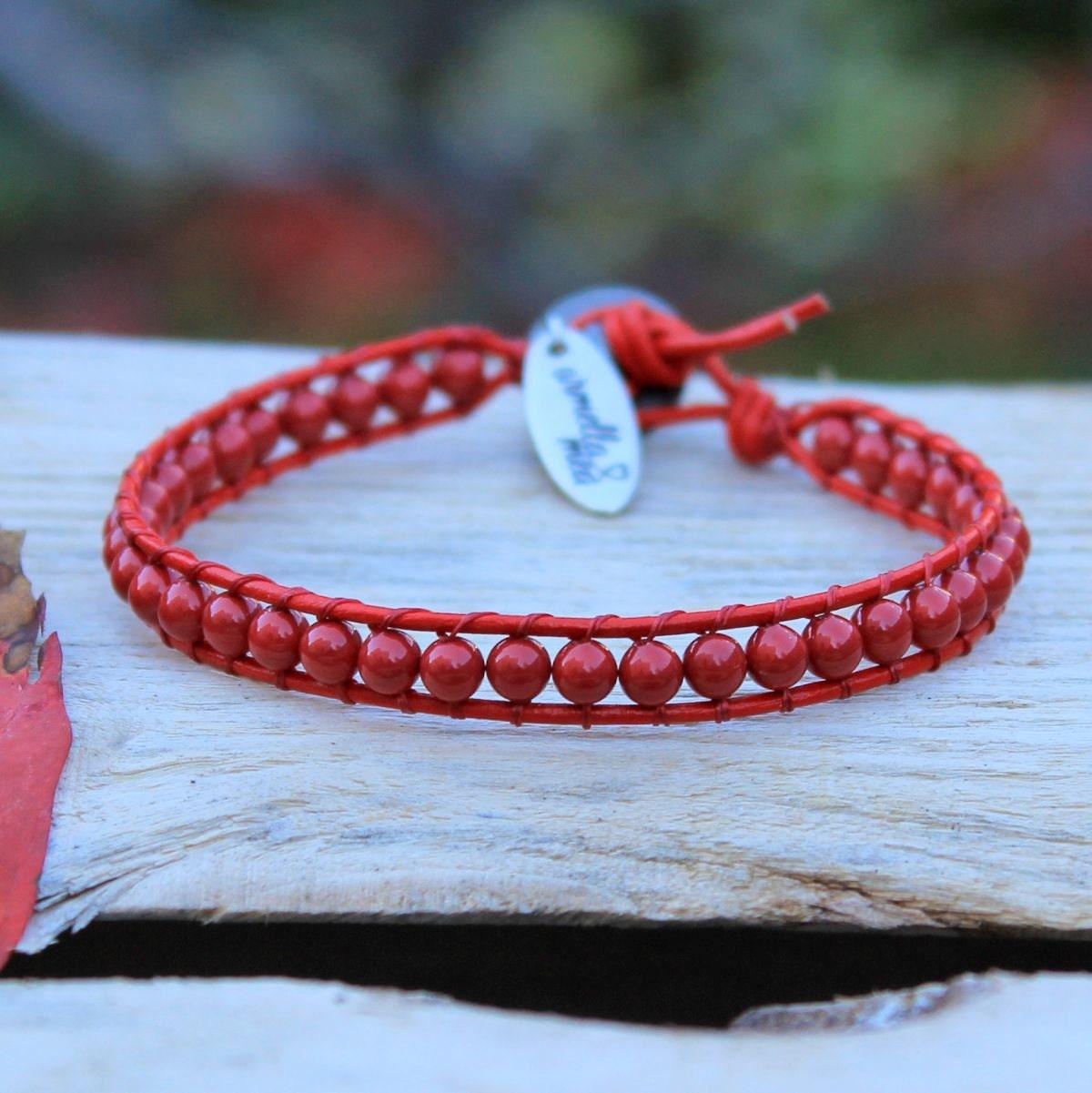 m tter tag geschenk wrap armband perlen swarovski armband. Black Bedroom Furniture Sets. Home Design Ideas