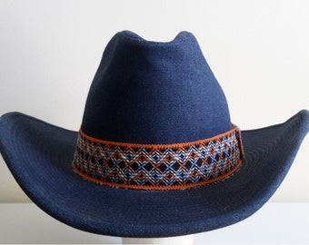 Vintage YA Cowboy Hat.