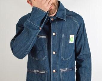 Vintage G-Star Denim Jacket Size L (1586)