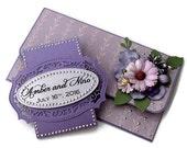 Personalized Gift Card Holder - Custom Gift Card Holder - Wedding Money Holder - Gift For Couples - Unique Wedding Gift - Personalized Gift
