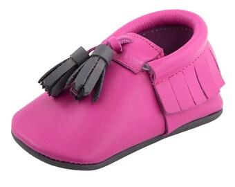 Moots Pink Love Tassel