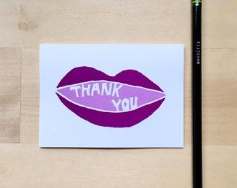 Thank You Lips