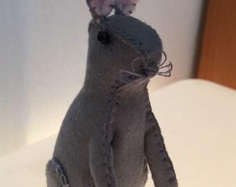 Felt Bunny Rabbit