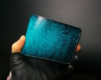 Leather wallet, mens leather wallet, custom wallet, vegetable leather,handmade,personalized wallet,mens wallet,money clip,moneyclip
