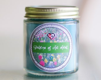 Gardens of the Shire Lord of the Rings Soy Candle (4 oz.)