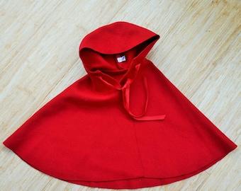 Pleasant Company Felicity Red Cloak, American Girl