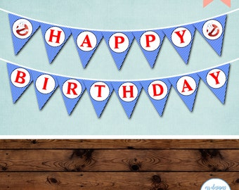 Ghostbusters Birthday Banner, Ghostbusters Birthday Party, Boy Ghostbusters