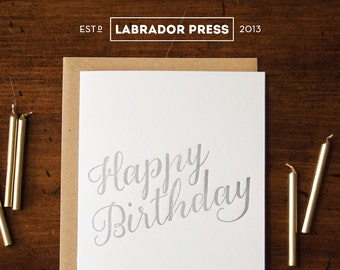 Happy Birthday Fire Hazard Greeting Card