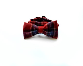 Oxford Bow Tie, necktie, red tie, bow tie for boys, bow ties for babies