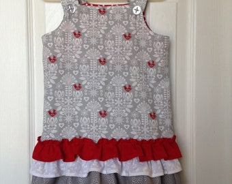 Toddler girls Holiday dress