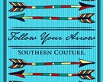 Like Simply Southern, Southern Couture, Follow Your Arrow, Lagoon Blue,  Comfort Collection,  Long Sleeve, Short Sleeve