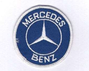Vintage Mercedes Car Patch
