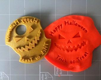Halloween Scary Pumpkin Embosser